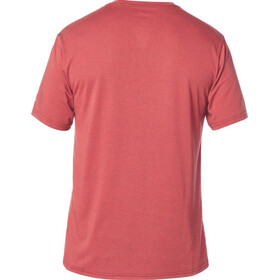 Fox Tournament Tech T-Shirt Heren rood
